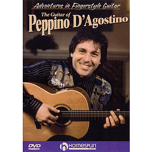 The Guitar of Peppino D'Agostino (DVD)