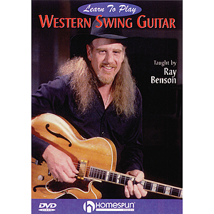 Learn to Play Western Swing Guitar (DVD)