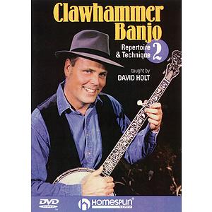 Clawhammer Banjo 2 (DVD)
