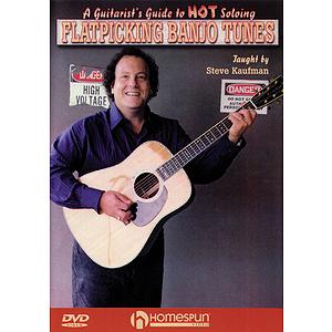 Flatpicking Banjo Tunes (DVD)