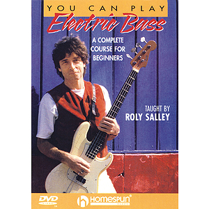 You Can Play Electric Bass (DVD)