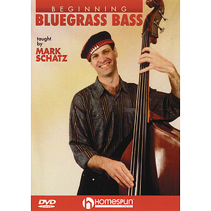 Beginning Bluegrass Bass (DVD)