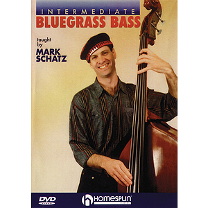 Intermediate Bluegrass Bass (DVD)