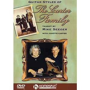Guitar Styles of The Carter Family (DVD)