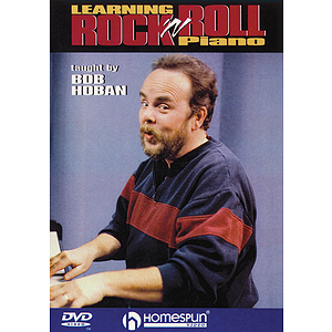Learning Rock 'n' Roll Piano (DVD)