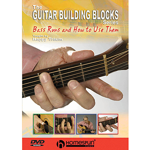 Happy Traum&#039;s Guitar Building Blocks (DVD)
