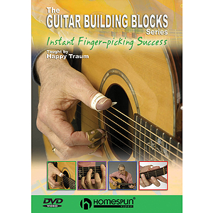 Happy Traum's Guitar Building Blocks (DVD)