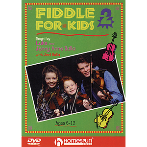 Fiddle for Kids (DVD)