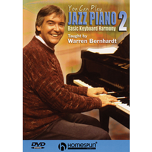 You Can Play Jazz Piano (DVD)