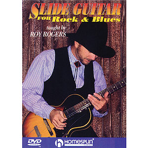 Slide Guitar for Rock and Blues (DVD)
