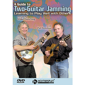 A Guide to Two-Guitar Jamming (DVD)