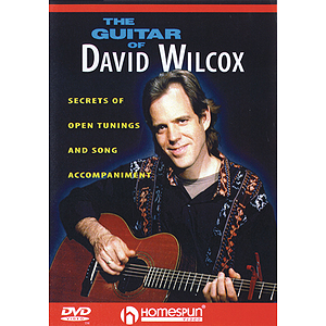 The Guitar of David Wilcox (DVD)