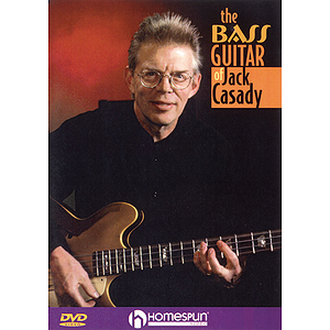 The Bass Guitar of Jack Casady (DVD)