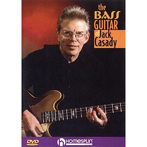 The Bass Guitar of Jack Casady (DVD)