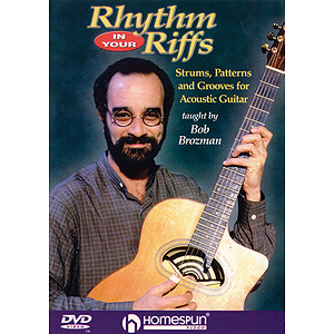 Rhythm in Your Riffs (DVD)