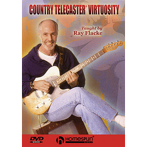 Ray Flacke - Country Telecaster Virtuosity (DVD)