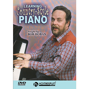 Learning Country-Style Piano (DVD)