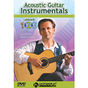 Acoustic Guitar Instrumentals (DVD)