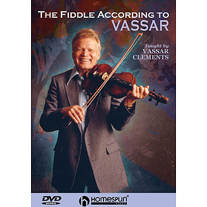 The Fiddle According to Vassar Clements (DVD)