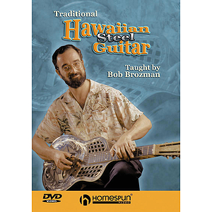 Traditional Hawaiian Guitar (DVD)