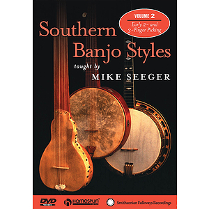 Southern Banjo Styles (DVD)