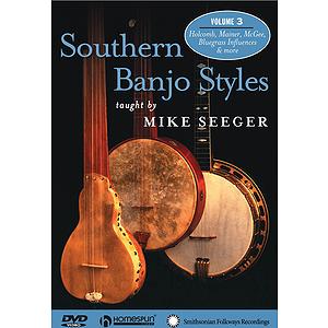 Southern Banjo Styles (DVD)