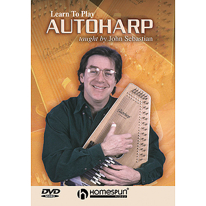 Learn to Play Autoharp (DVD)