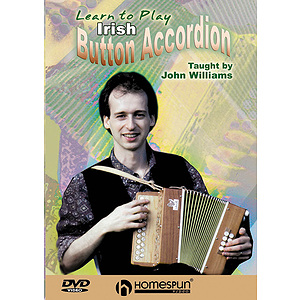 Learn to Play Irish Button Accordion (DVD)