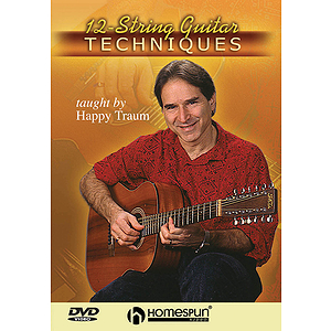 12-String Guitar Techniques (DVD)