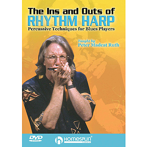 The Ins and Outs of Rhythm Harp (DVD)