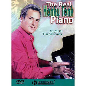 The Real Honky Tonk Piano (DVD)