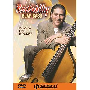 Rockabilly Slap Bass (DVD)