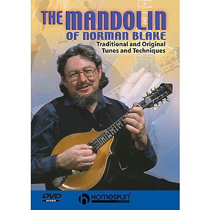 The Mandolin of Norman Blake (DVD)