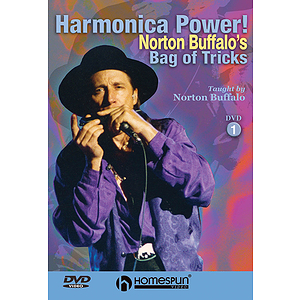Harmonica Power! (DVD)
