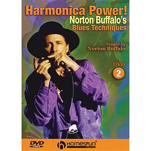 Harmonica Power! (DVD)
