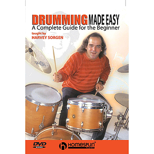 Drumming Made Easy (DVD)