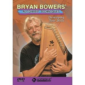 Bryan Bowers' Autoharp Techniques (DVD)
