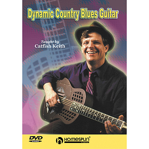 Dynamic Country Blues Guitar (DVD)