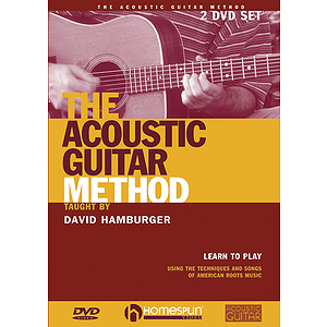 The Acoustic Guitar Method (DVD)