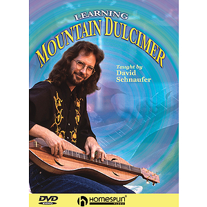 Learning Mountain Dulcimer (DVD)