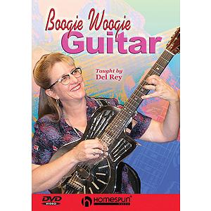 Boogie Woogie Guitar (DVD)