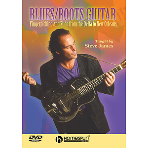 Blues/Roots Guitar (DVD)