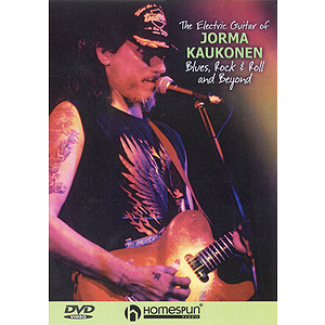 The Electric Guitar of Jorma Kaukonen (DVD)