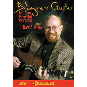 Bluegrass Guitar (DVD)
