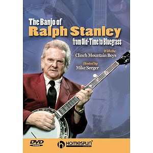 The Banjo of Ralph Stanley (DVD)