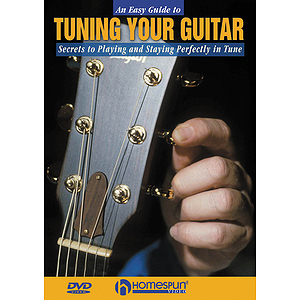 An Easy Guide to Tuning Your Guitar (DVD)