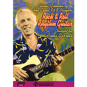 Rock & Roll Rhythm Guitar (DVD)