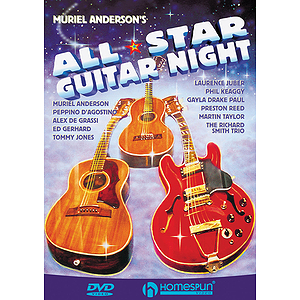 Muriel Anderson&#039;s All Star Guitar Night (DVD)