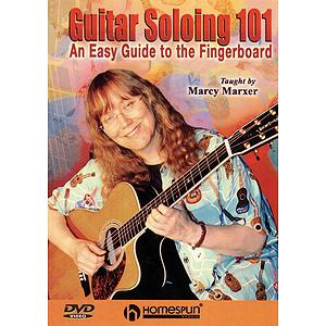 Guitar Soloing 101 (DVD)