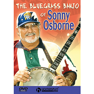 The Bluegrass Banjo of Sonny Osborne (DVD)